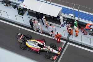 Второй день Гран при России Формулы 1 в Сочи ©Никита Быков, ЮГА.ру