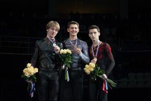 Чемпионат России по фигурному катанию в Сочи ©Нина Зотина, ЮГА.ру