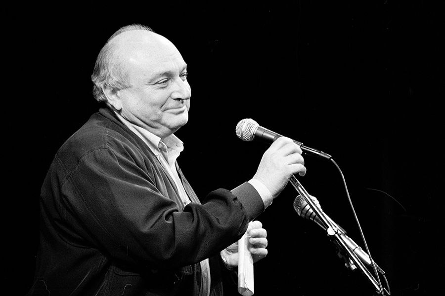 Михаил Жванецкий ©Фото wikipedia.org