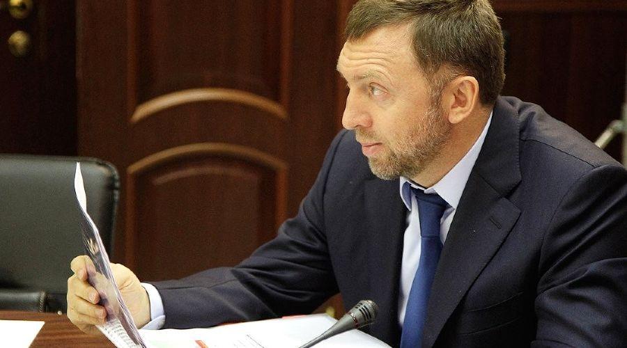 Олег Дерипаска ©Фото с сайта kremlin.ru