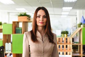 Оксана Коваленко ©Фото Елены Синеок, Юга.ру