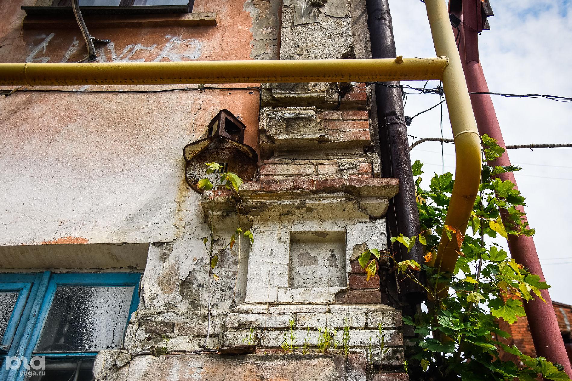 Гимназическая, 101. Дом жилой, начало XX в. ©Фото Елены Синеок, Юга.ру