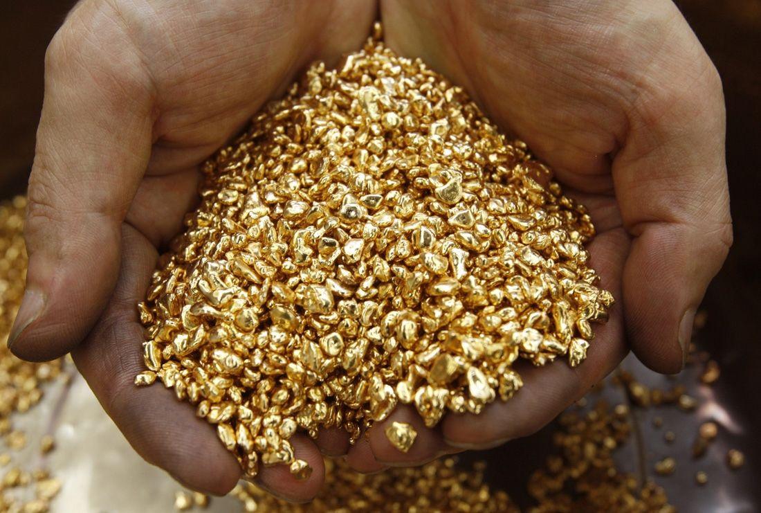 ВРостовской области напоиски золота хотят потратить порядка 200 млн  руб.