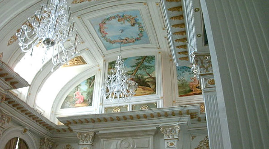 Так называемый «Дворец Путина» на Черном море ©Фото RuLeaks