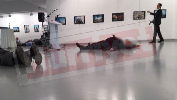В Анкаре тяжело ранили российского посла