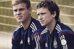 Александр Кокорин и Павел Мамаев ©Фото из аккаунта www.instagram.com/kokorin9