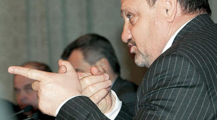 Ахмат Кадыров. Фото: Коммерсантъ ©Фото Юга.ру