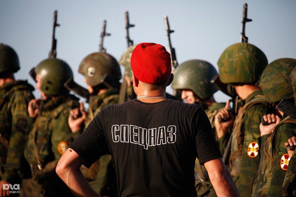фото спецназа краповые береты является бразильянкой