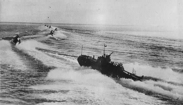 Роль Черноморского флота в битве за Кавказ