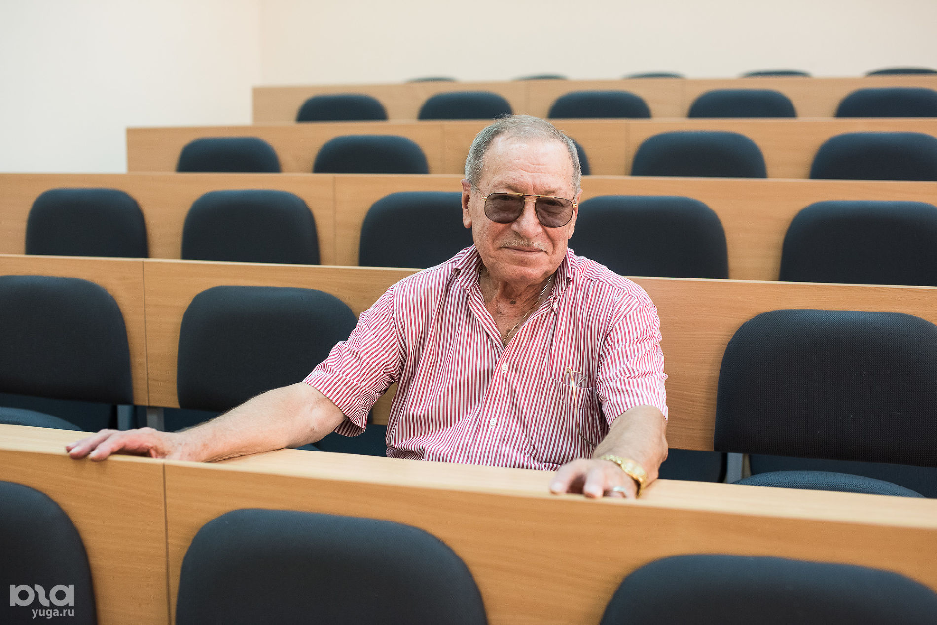 Дмитрий Антониади ©Фото Елены Синеок, Юга.ру