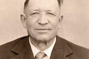Чеснок Владимир Дмитриевич ©Фото из семейного архива