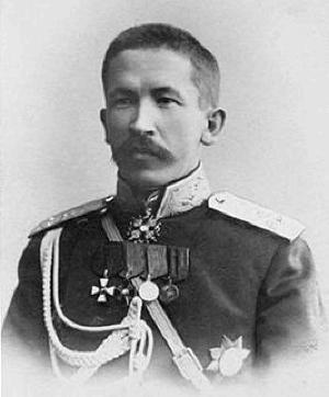 Лавр Георгиевич Корнилов (1870?1918) — русский военачальник, генерал от инфантерии. Родился в семье простого казака. Герой Русско-японской и Первой мировой войны.