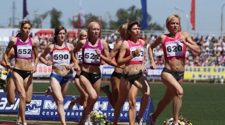легкая атлетика ©Фото Юга.ру