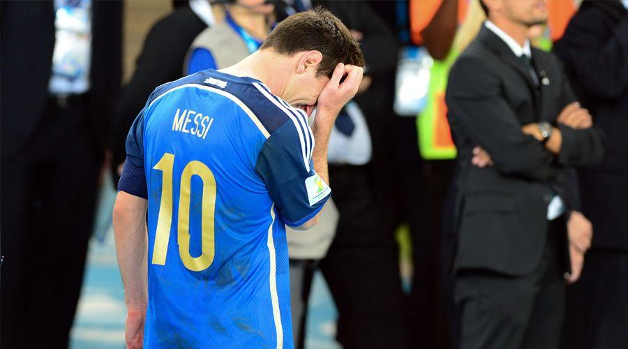 Лионель Месси неприедет вКраснодар нафубольный матч