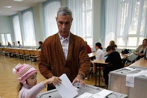 Выборы в Законодательное собрание Краснодарского края ©Фото Влада Александрова, Юга.ру
