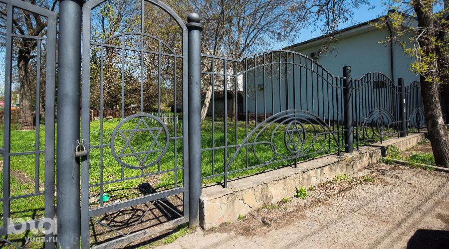 Еврейское кладбище Краснодара ©Фото Елены Синеок, Юга.ру