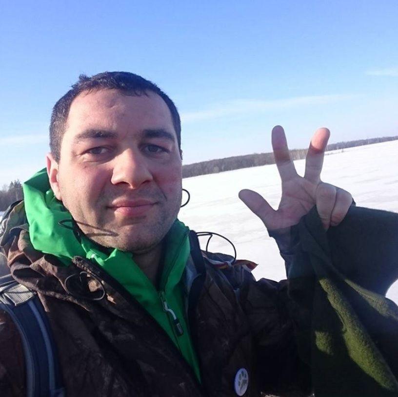 Осетинский путешественник идет пешком от Владикавказа до Владивостока