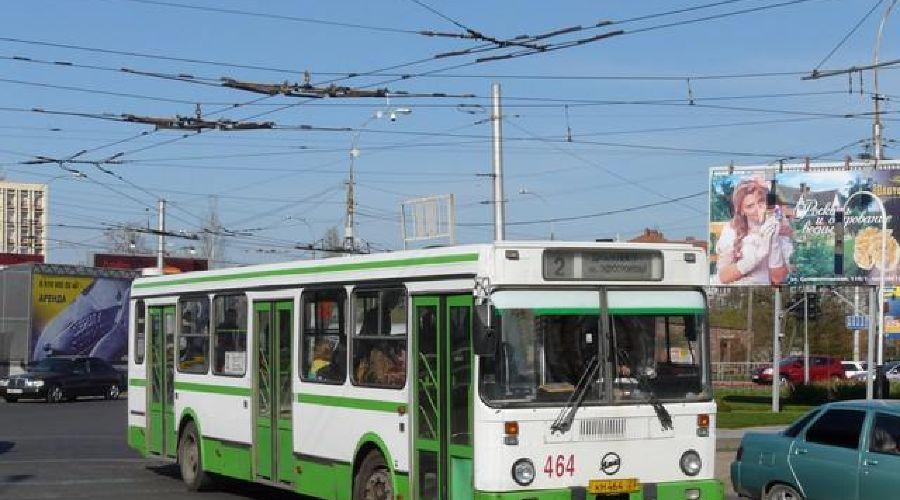 Автобус ©Фото Юга.ру