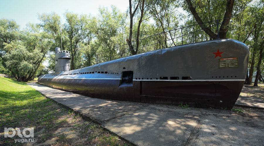 Подводная лодка М-261 на Затоне, 2020 год ©Фото Елены Синеок, Юга.ру