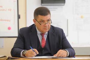 Андрей Гетманов ©Фото пресс-службы мэрии Майкопа