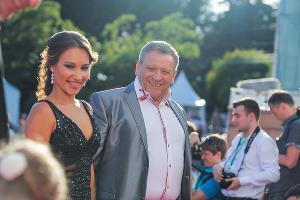 Борис Грачевский с супругой ©Фото Нины Зотиной, Юга.ру