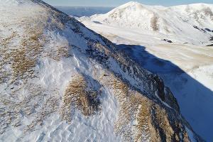 Серна на Оштене ©Фото пресс-службы Кавказского заповедника