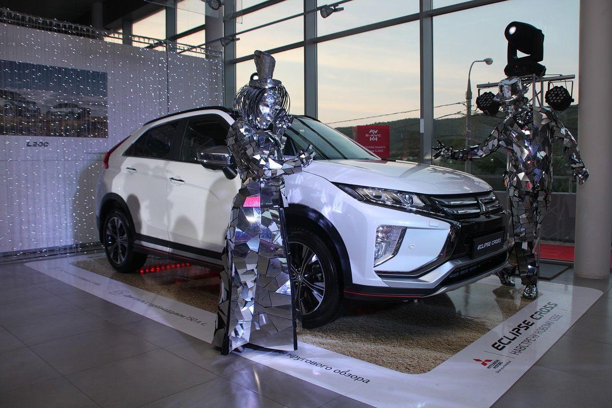 Открытие дилерского центра Mitsubishi Motors «Юг-Авто» в Новороссийске