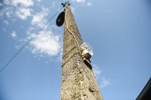 Рейд «Кубаньэнерго» в Тахтамукайском районе Адыгеи ©Фото Елены Синеок, Юга.ру