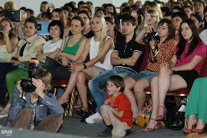 Фабио Новембре на Krasnodar Design Week ©Фото Юга.ру