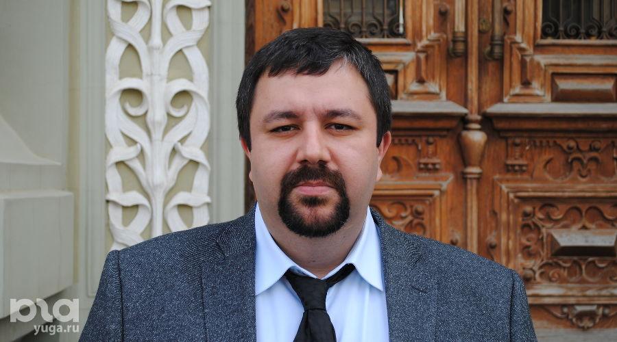 Роман Семихатский ©Фото Виктора Дерезы, Юга.ру