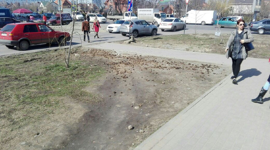 Перекресток улиц Солнечной и Байбакова ©Фото из блога Ильи Варламова, varlamov.ru