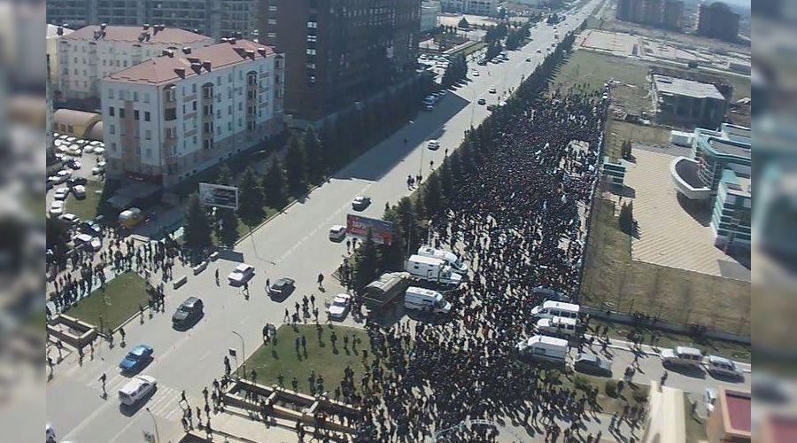 ©Фото со страницы «Вести Ингушетии» в инстаграме, instagram.com/_vesti_ingushetii