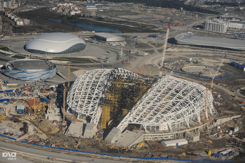наряжаются свои фотографии олимпийских объектов после олимпиады кого