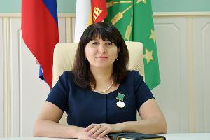 Саида Куижева ©Фото пресс-службы МГТУ
