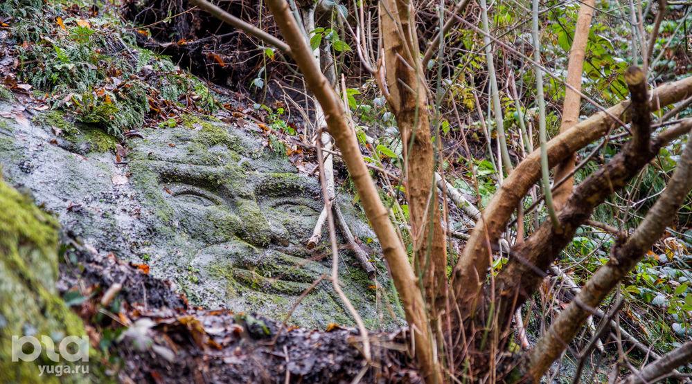 Дантово ущелье ©Фото Елены Синеок, Юга.ру