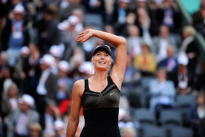 Мария Шарапова ©Фото с официального сайта Федерации тенниса России