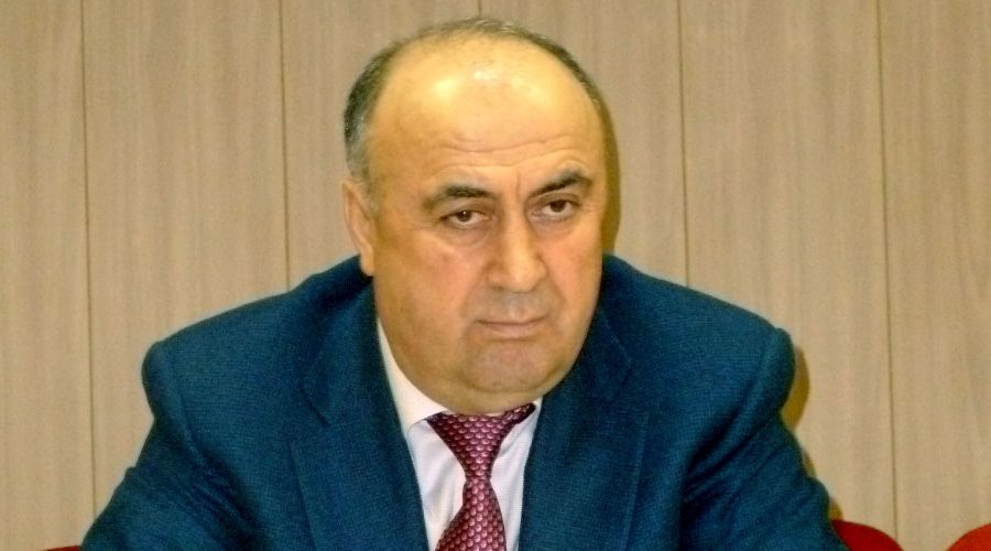 Магомед Махачев ©Фото с сайта mse05.ru
