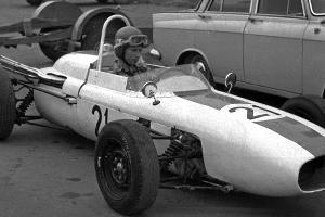 Москвич-Г4 1965 года. Советская «Формула» ©Фото с сайта moskvichklub.cz