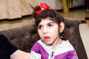 Рианна Багдасарян ©Фото предоставлено благотворительным фондом «Русфонд»