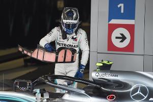 Вальттери Боттас, Гран-при России «Формулы-1» в Сочи, сентябрь 2018 ©Фото Екатерины Лызловой, Юга.ру