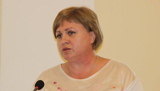 Врио главы города Ялты назначена Елена Сотникова