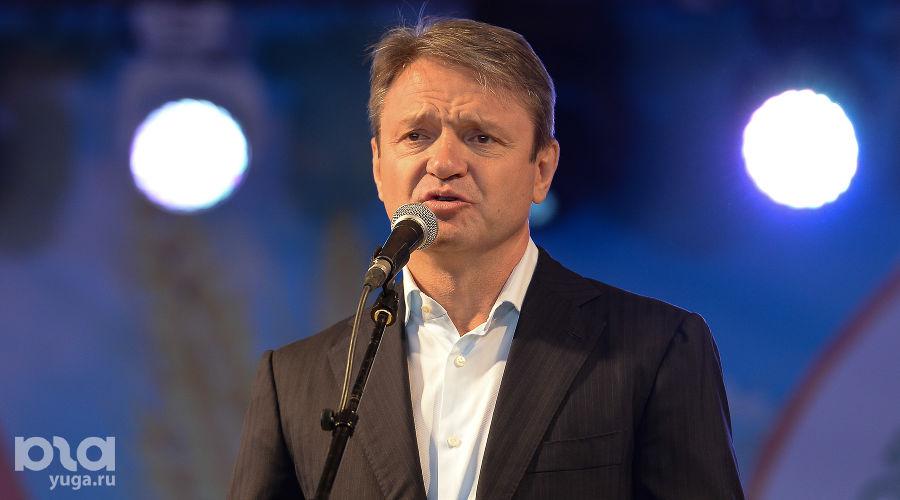 Александр Ткачев ©Фото Михаила Ступина, Юга.ру