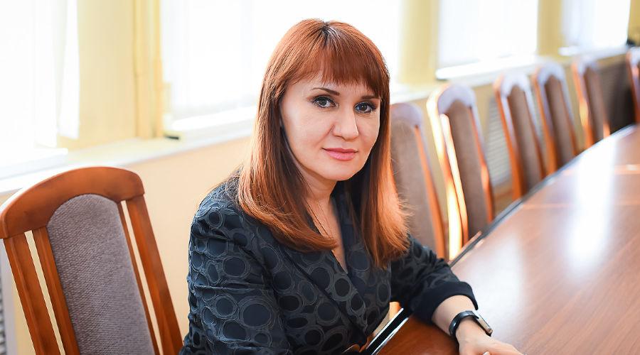 Светлана Бессараб ©Фото Елены Синеок, Юга.ру