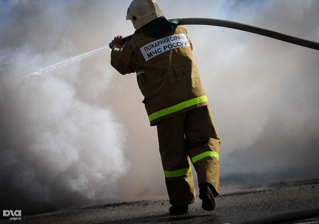 ВРостовской области напожаре погибли двое братьев