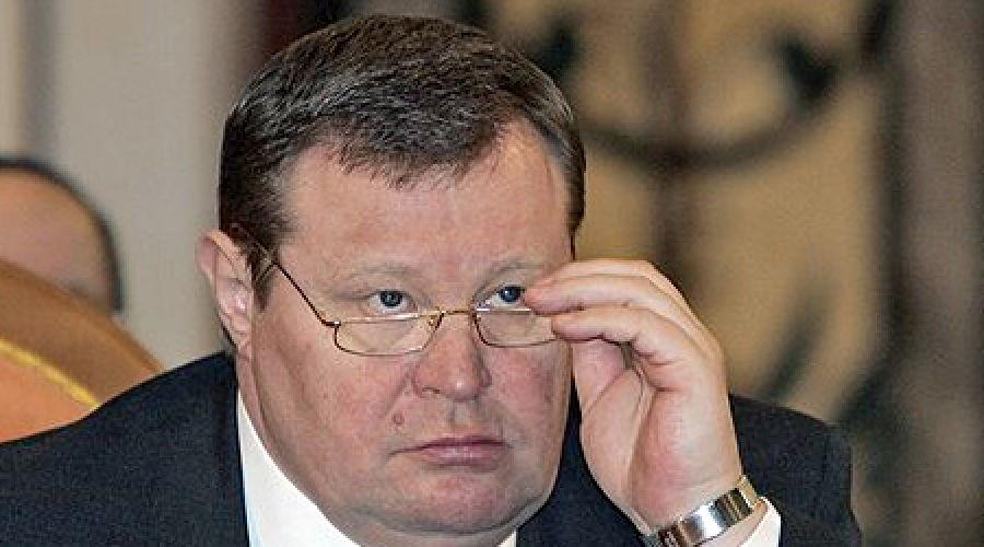 Владимир Устинов. Фото: КоммерсантЪ ©Фото Юга.ру