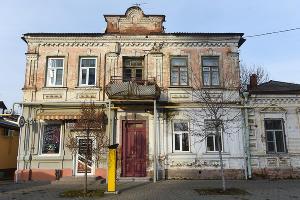 Дом мещан Петренко в Краснодаре, улица Буденного, 157. ©Фото Елены Синеок, Юга.ру
