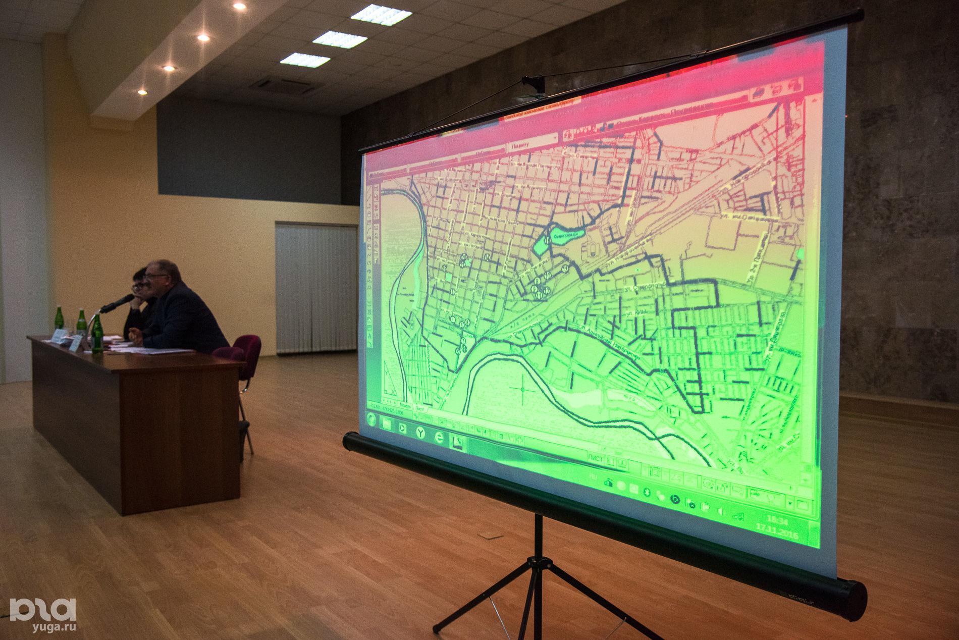Общественные слушания по генплану Краснодара ©Елена Синеок, Юга.ру