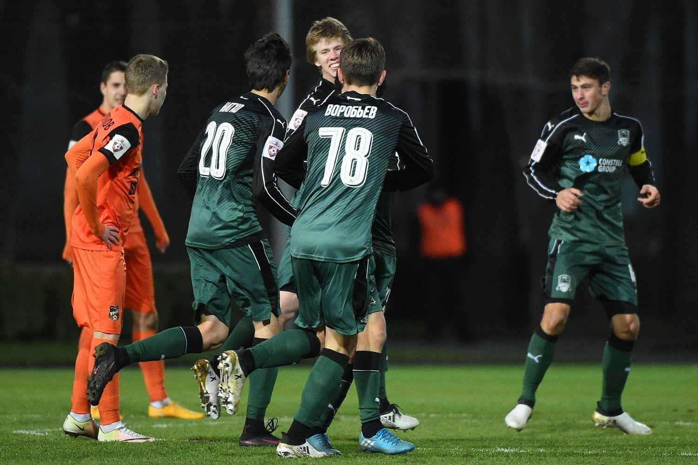 Казанский «Рубин» одержал победу бронзу Кубка РФС