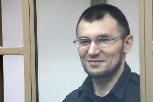Эмир-Усеин Куку ©Фото из группы «Крымская солидарность» в Фейсбуке, facebook.com/crimeansolidarity