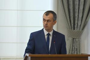 Анзаур Куанов ©Фото пресс-службы главы Республики Адыгея